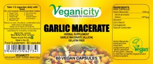 Garlic Macerate 530mg
