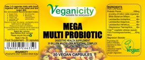 Mega Multi Probiotic