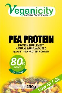 Pea Protein Powder (80%)